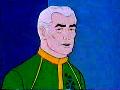 Star Trek: The Animated Series - 02x06 The Counter-Clock Incident Screenshot