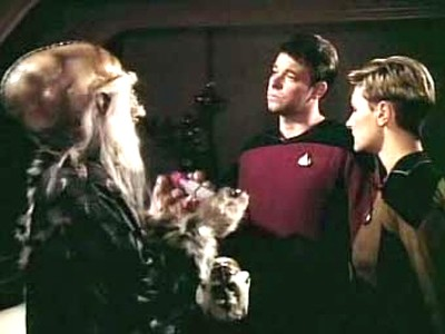 Star Trek: The Next Generation - 01x07 Lonely Among Us