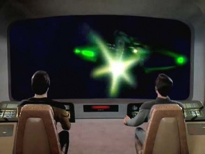 Star Trek: The Next Generation - 02x02 Where Silence Has Lease