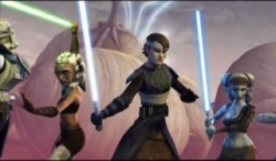 Star Wars: The Clone Wars - 01x14 Defenders of Peace