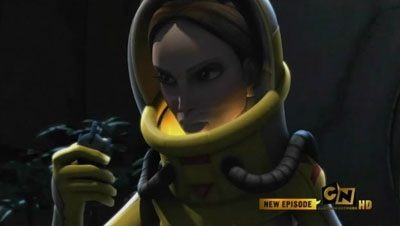 Star Wars: The Clone Wars - 01x18 Mystery of a Thousand Moons