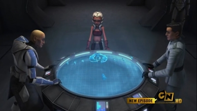 Star Wars: The Clone Wars - 01x19 Storm Over Ryloth