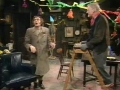 Steptoe and Son (UK) - 08x07 Christmas Special 1974 Screenshot