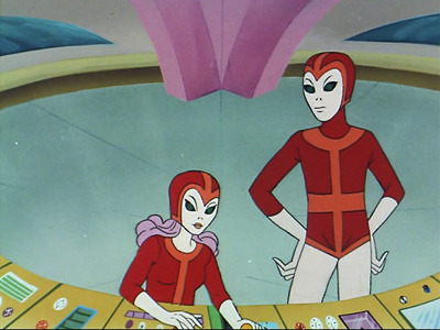 SuperFriends (1973) - 01x16 The Watermen Screenshot