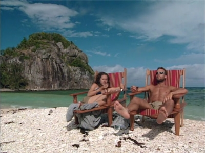 Survivor - 02x10 The Australian Outback: Honeymoon Or Not?