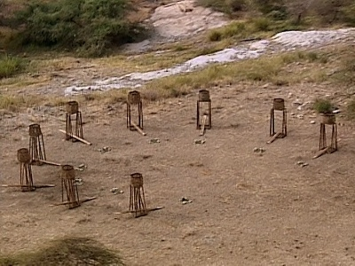 Survivor - 03x10 Africa: Smoking Out the Snake