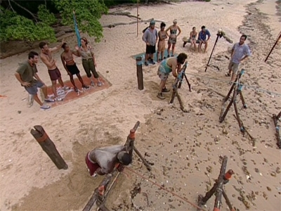 Survivor - 07x03 Pearl Islands — Panama: United We Stand, Divided We... ?