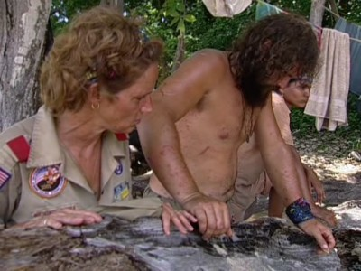 Survivor - 07x10 SPearl Islands — Panama: wimming With Sharks
