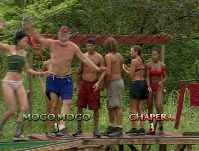 Survivor - 08x05 All-Stars #1: I've Been Bamboozled!