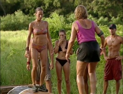 Survivor - 08x08 All-Stars #1: Pick a Tribemate