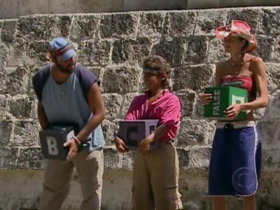 Survivor - 11x11 Guatemala — The Mayan Empire: Everything Is Personal