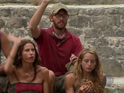 Survivor - 11x12 Guatemala — The Mayan Empire: Price for Immunity