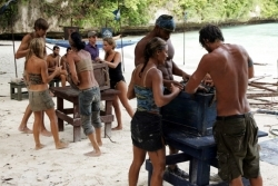 Survivor - 13x06 Cook Islands: Plan Voodoo