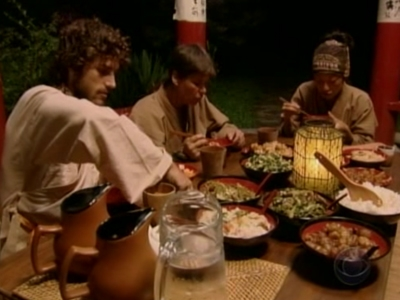 Survivor - 15x11 China: Ready to Bite the Apple