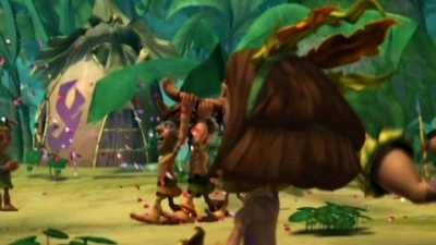 Tak and the Power of JuJu - 01x02 A Shaman's Shaman / The Gift