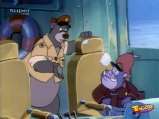 TaleSpin - 01x65 Flying Dupes Screenshot