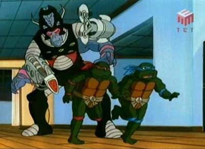 Teenage Mutant Ninja Turtles (1988) - 10x08 Divide and Conquer Screenshot