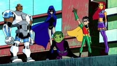 Teen Titans - TV Movie: Teen Titans: Trouble in Tokyo (Movie) Screenshot