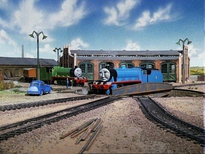 Superb Thomas The Tank Engine Friends Uk 1X15 Tenders And Home Remodeling Inspirations Genioncuboardxyz