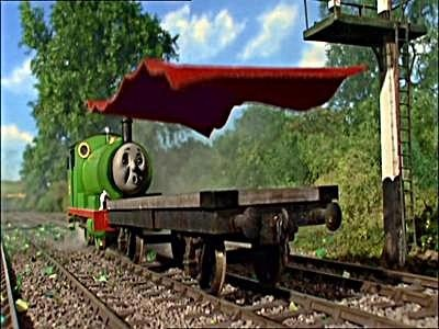 Thomas The Tank Engine Amp Friends Uk 8x26 Percy And The