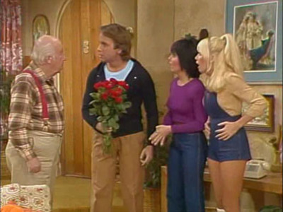 Three's Company - 04x07 Old Folks at Home