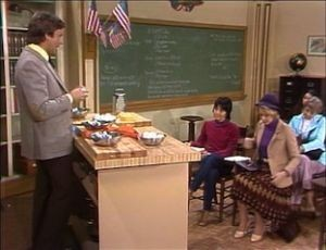 Three's Company - 05x16 Teacher's Pet