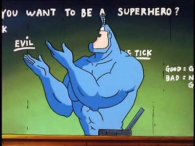 The Tick (1994) - 03x10 Tick vs. Education Screenshot