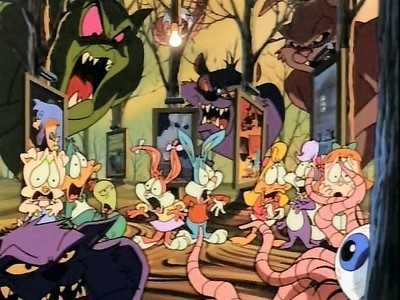 Tiny Toon Adventures - TV Special: Night Ghoulery Screenshot