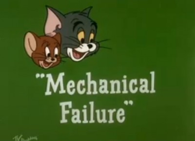 The Tom & Jerry Comedy Show - 01x10 Mechanical Failure