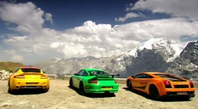 Top Gear (UK) - 10x01 The Best Road in the World