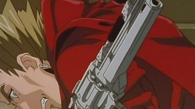Trigun  - 01x26 Under the Sky So Blue Screenshot