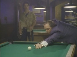 The Twilight Zone (1985) - 03x20 A Game of Pool Screenshot