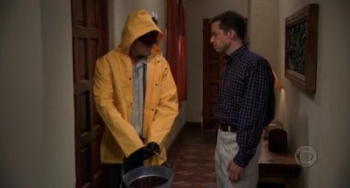Two and a Half Men - 01x02 Big Flappy Bastards