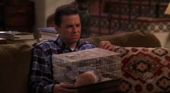 Two and a Half Men - 01x03 Go East on Sunset Until You Reach the Gates of Hell