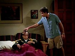 Two and a Half Men - 05x07 The Leather Gear Is In The Guest Room