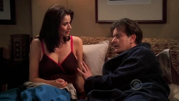 Two and a Half Men - 06x15 I'd Like to Start With the Cat