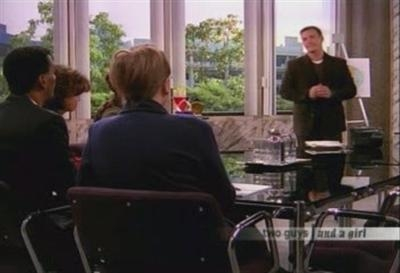 Two Guys, a Girl and a Pizza Place - 03x04 Career Day