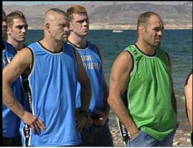 The Ultimate Fighter - 01x02 Team Challenges