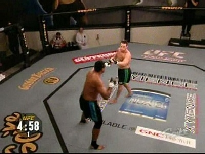 The Ultimate Fighter - 02x07 No Respect