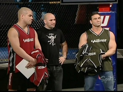 The Ultimate Fighter - 03x01 Fresh Meat