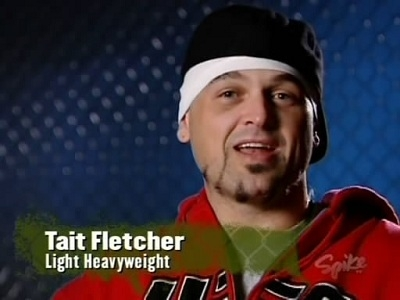 The Ultimate Fighter - 03x02 The Basketball