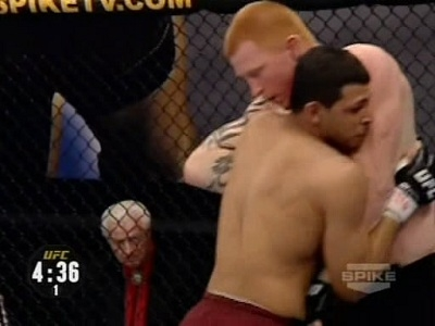 The Ultimate Fighter - 03x08 The Fuse Is Lit
