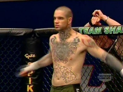 The Ultimate Fighter - 03x09 The Golden Boy