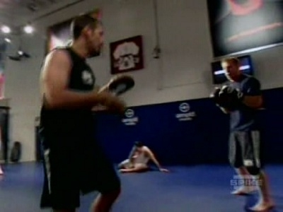 The Ultimate Fighter - 04x03 Passing Guard