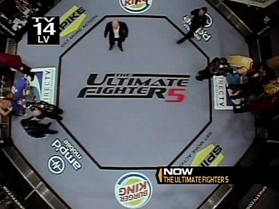 The Ultimate Fighter - 05x06 All Your Might
