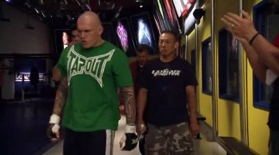 The Ultimate Fighter - 08x12 Three Strikes