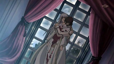 Review: anime vampire knight