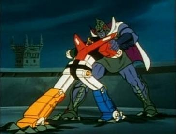 Voltron: Defender of the Universe - 01x55 My Brother Is a Robeast