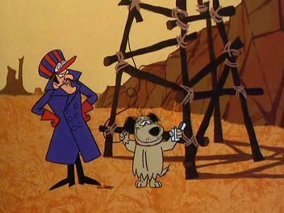 Wacky Races - 01x03 Why Oh Why Wyoming