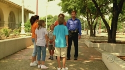 Walker, Texas Ranger - TV Movie: Walker, Texas Ranger: Trial By Fire Screenshot
